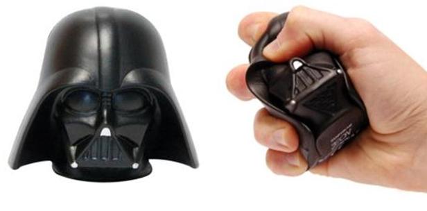 A Darth Vader Stressball irá tirar todo o lado negro de você (ou não)