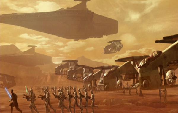 Star Wars Wiki – Guerras Clônicas