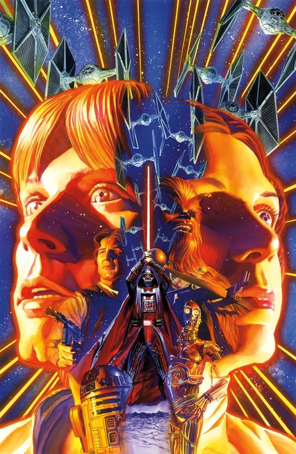 Dark Horse vai lançar nova HQ de Star Wars sobre interlúdio entre dois primeiros filmes