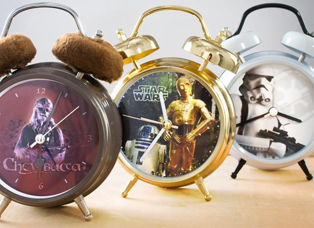 Despertadores inspirados em Star Wars, você irá querer ter um