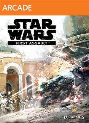 Star Wars: First Assault poderá ser lançado na Xbox 360