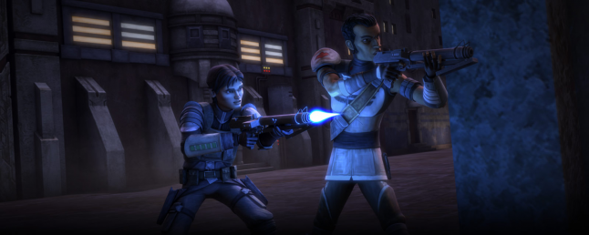 The Clone Wars S05E03 – Front Runners