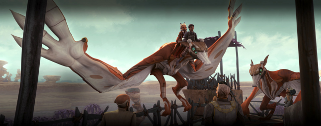The Clone Wars S05E05 – Tipping Points