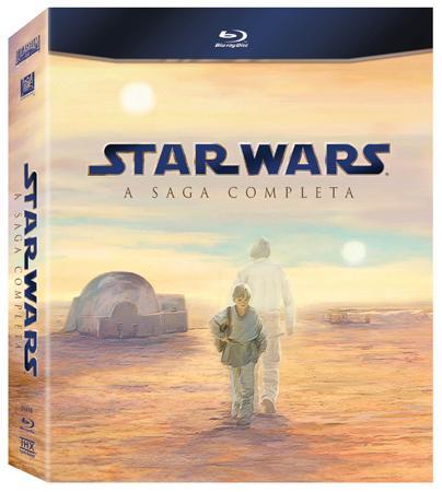 Saga completa em Blu-ray