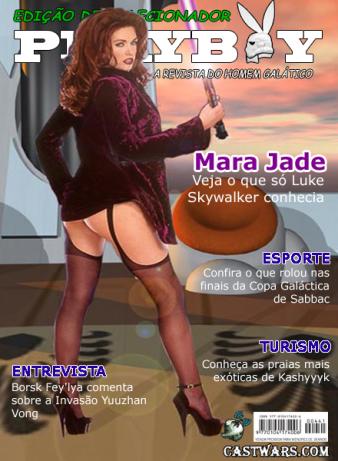 Playboy de Mara Jade