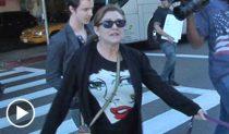 Carrie Fisher quer papel no Episódio VII