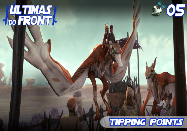Últimas do Front 05 – Tipping Points
