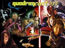 Quadrimcast 19 - Grandes Sagas: Guerra nas Estrelas, a nova trilogia