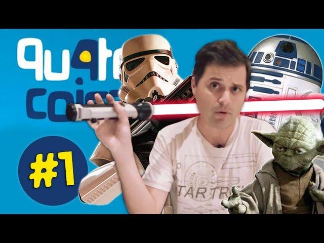 Quatro coisas Websódio 1 - Star Wars