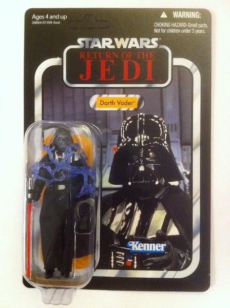 Sorteio de um Darth Vader