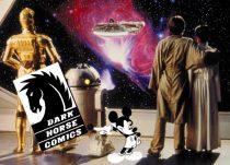 Dark Horse vende coleção digital com todo o seu acervo de Star Wars por US$ 300