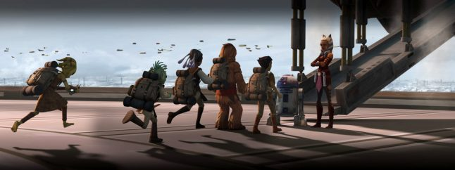The Clone Wars S05E06 – The Gathering