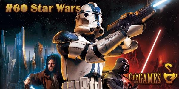 Café com Games 60: Star Wars nos Games