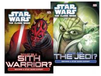 DK Publishing lança dois livros sobre The Clone Wars