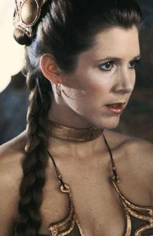 Carrie Fisher escreve carta rancorosa a Princesa Leia