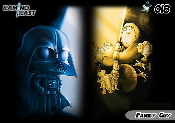 KaminoKast 018 - Family Guy