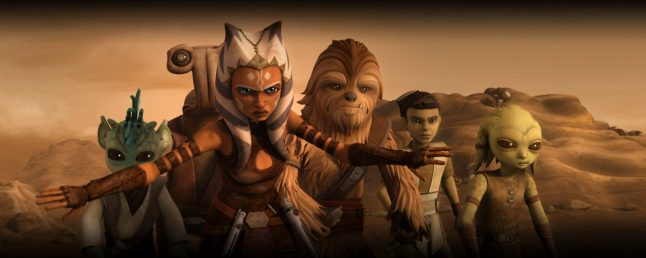 The Clone Wars S05E09 – A Necessary Bond
