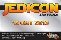 Jedicon São Paulo 2013