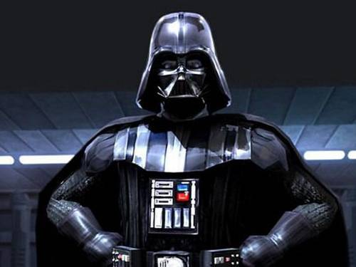 Darth Vader critica a segunda trilogia de Star wars