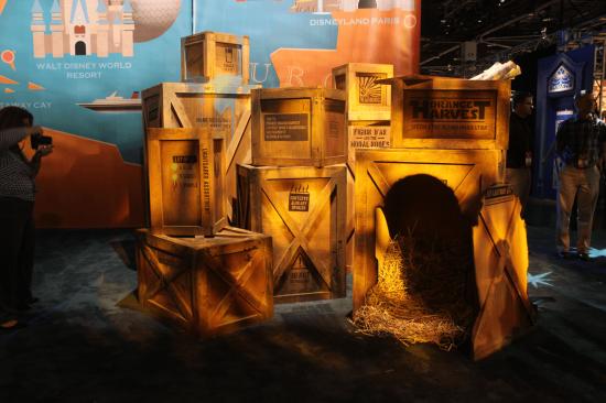 Estará a Disney a sugerir um parque temático de Star Wars na D23 Expo?