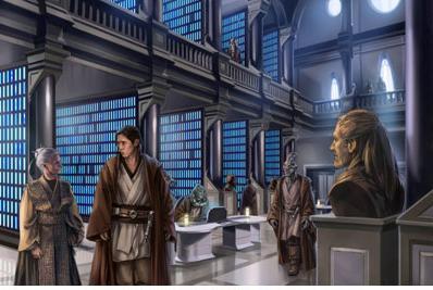 Direto da Biblioteca Jedi: Introdução