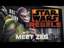 Conheça dois novos personagens de Star Wars Rebels: Zeb e Sabine