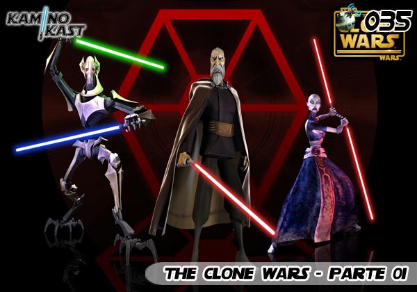 KaminoKast 035 – The Clone Wars Parte 1