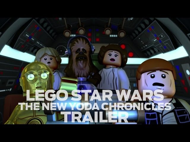 LEGO Star Wars: The New Yoda Chronicles ganha seu primeiro trailer