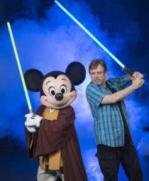 Episódio  VII : The Return of Luke Skywalker!!!