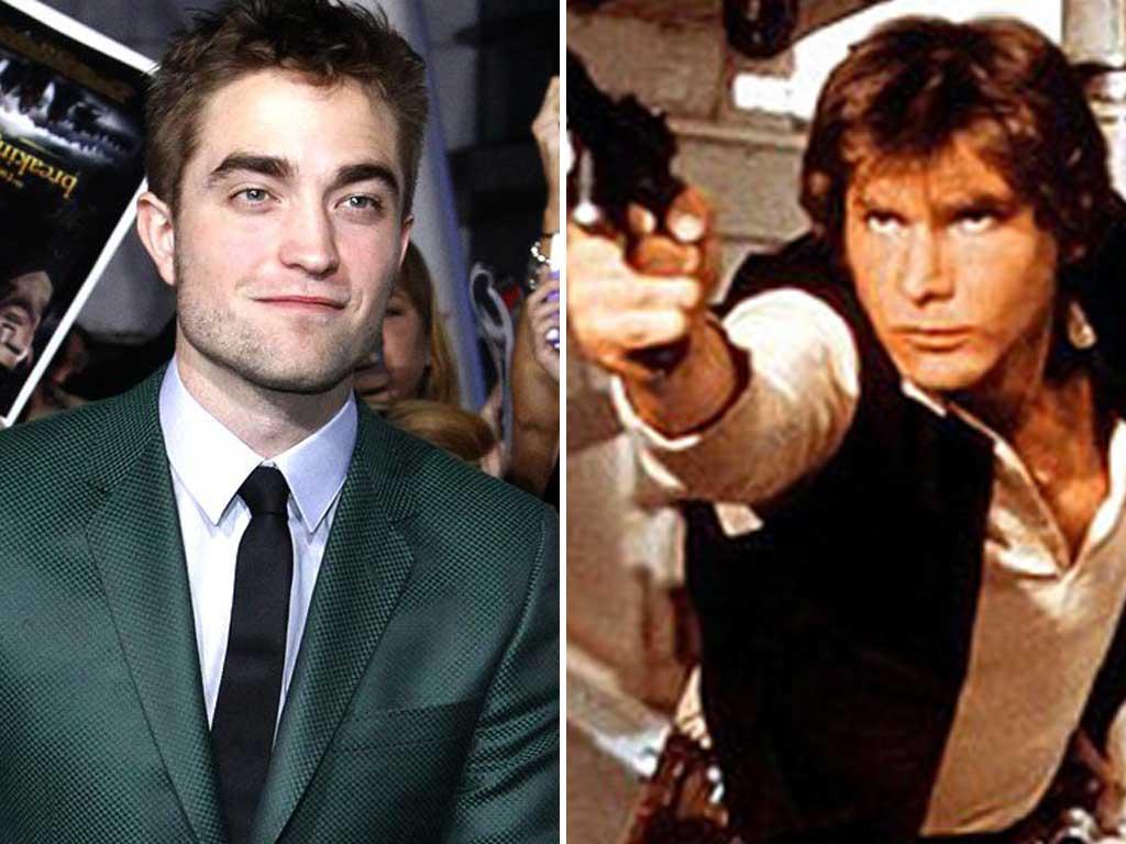 Robert Pattinson pode interpretar um jovem Han Solo