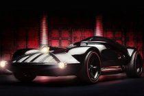 Hot Wheels mostra carro de Darth Vader em versão real