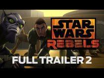 Star Wars Rebels ganha trailer completo
