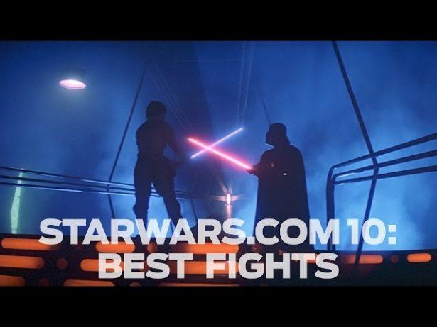 TOP 10: Best Fights