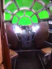 Vazam fotos do interior da Millennium Falcon do Episódio VII