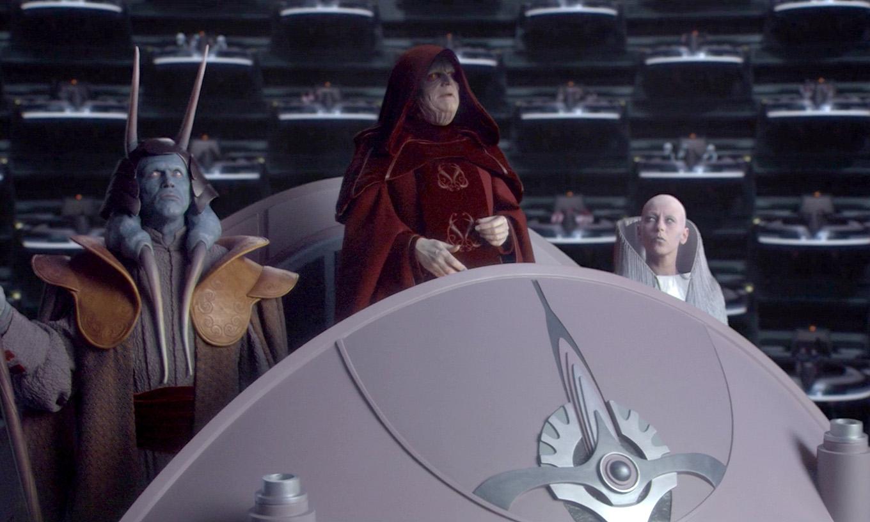 Não foi difícil para Palpatine deflagrar a Ordem Jedi e se sagrar Imperador para o BEM da Galáxia.