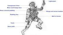 Desenhos mostram possível figurino de Daisy Ridley