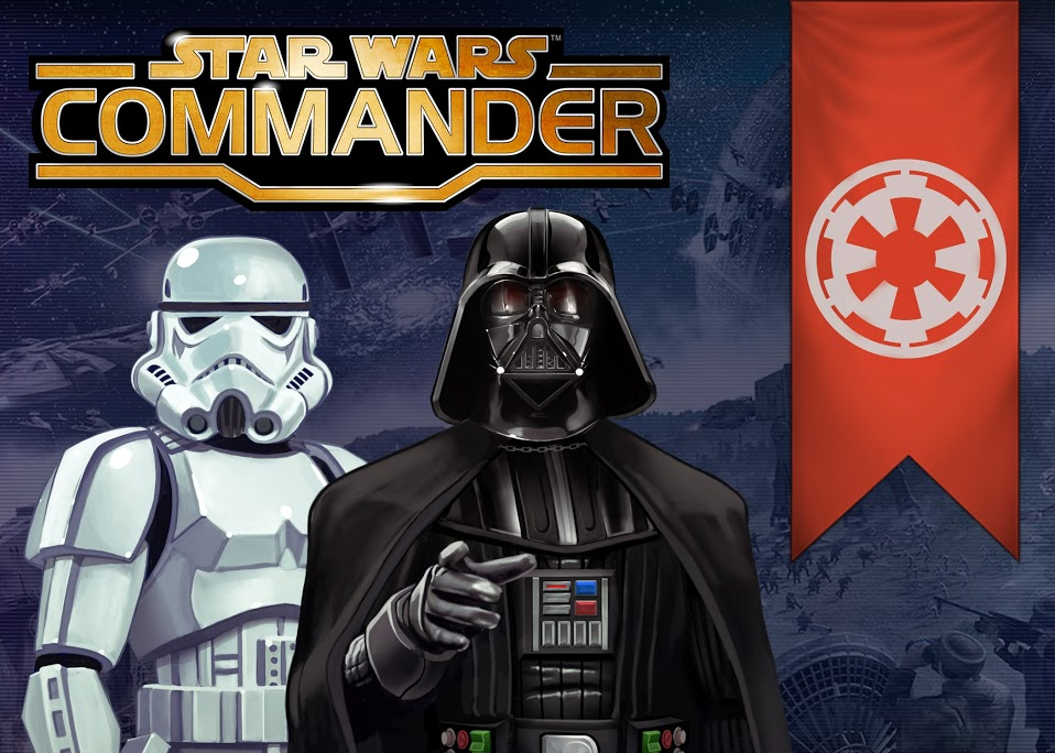 Is the mobile game Star Wars Commander canon? Because if ...