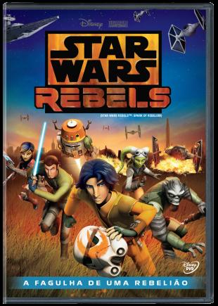 Novo trailer de Star Wars Rebels: A Fagulha de Uma Rebelião e pré-venda no Brasil