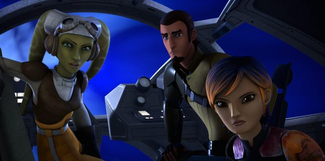 4ª Temporada de Star Wars Rebels retorna em fevereiro e novas descrições de episódios