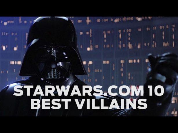 TOP 10: Best Villains