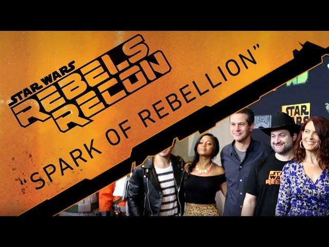 "Rebels Recon #1: Inside ""Spark of Rebellion"""