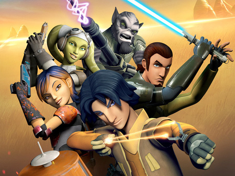 Star War Rebels: A Fagulha da Rebelião – Resenha