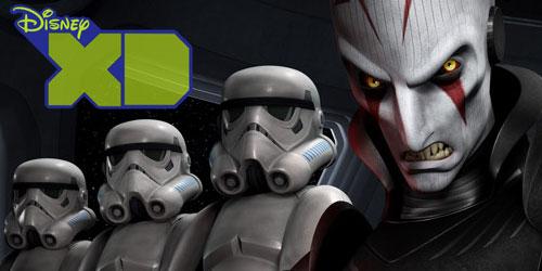 Star Wars Rebels: A Fagulha de Uma Rebelião estreia dia 07/10 no Disney XD Brasil