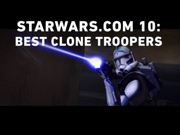 TOP 10: Best Clone Troopers