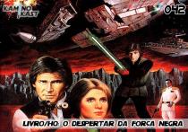 KaminoKast 042 - Livro/HQ: Ascensão da Força Sombria