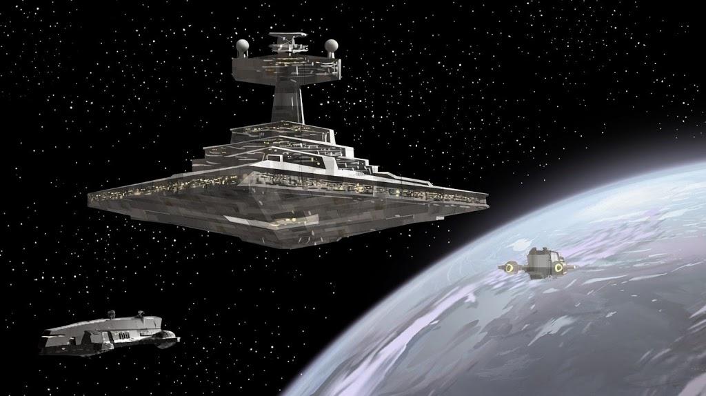 Rumores sugerem nova série animada de Star Wars
