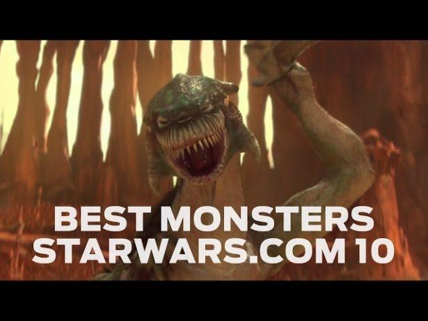 TOP 10: Best Monsters