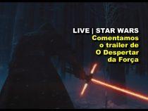 Star Wars - O Despertar da Força - Trailer comentado   OmeleTV AO VIVO