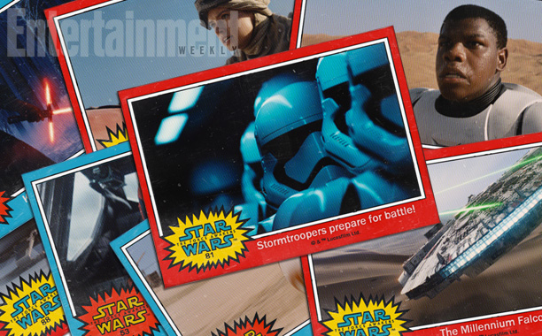 Revelado os nomes dos personagens de The Force Awakens
