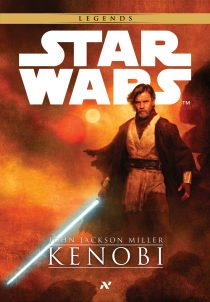Confira a capa brasileira do livro Kenobi